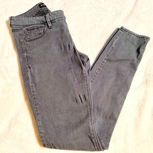 Express Jeans Gray